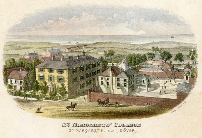 St Margaret's College c.1850