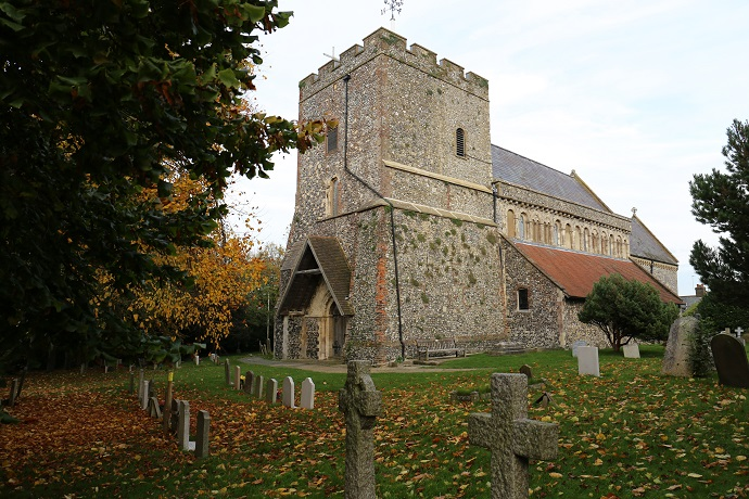 St Margaret's at Antioch